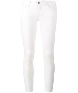 Dolce & Gabbana | Pineapple Applique Skinny Jeans