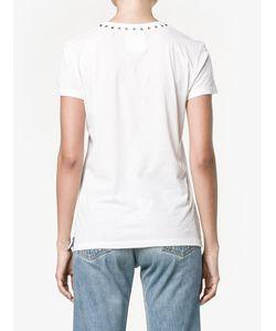 Valentino | Rockstud Trimmed T-Shirt