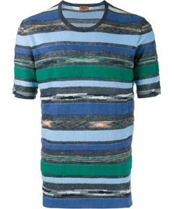 Missoni | Towelling Stripe T-Shirt