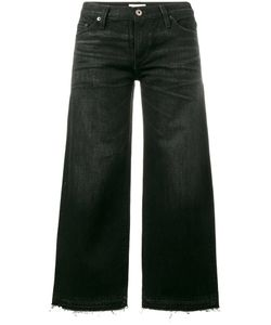 Simon Miller | Cropped Frayed Jeans