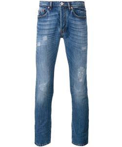 Valentino | Distressed Skinny Jeans