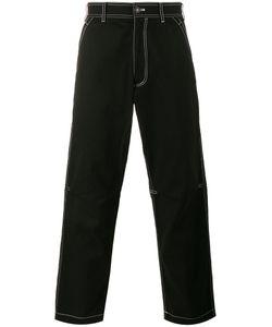 Comme Des Garçons | Shirt Contrast Stitch Trousers