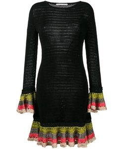 Marco de Vincenzo | Knitted Ruffle Cuff Dress