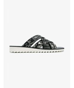 Dolce & Gabbana | Music Printed Sandals