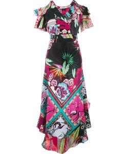 Etro   Cold Shoulder Dress