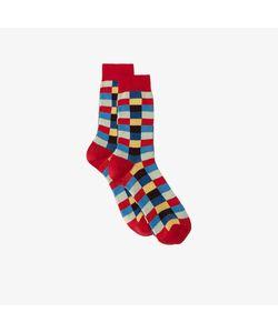 Miu Miu | Check Socks
