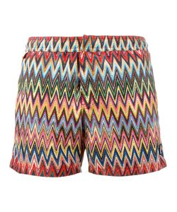 Missoni | Zig-Zag Printed Swim Shorts