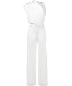 Osman | Sleeveless Tailo Jumpsuit