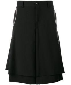 Comme Des Garçons Homme Plus | Fla Side Zip Shorts
