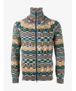 Missoni | Printed Zipped Cardigan
