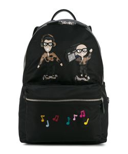 Dolce & Gabbana | Patch Embroide Backpack