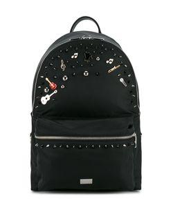 Dolce & Gabbana | Music Embellished Backpack