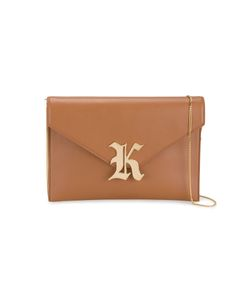 Christopher Kane | Gothic K Clutch Bag