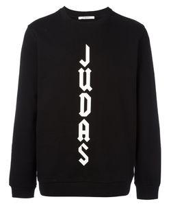 Givenchy | Judas Slogan Sweatshirt