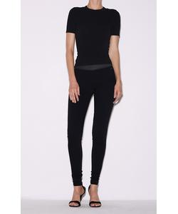 Goldsign | Zebra Legging In Black