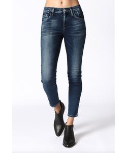 Goldsign | Virtual High Rise Skinny Jean In Hampton