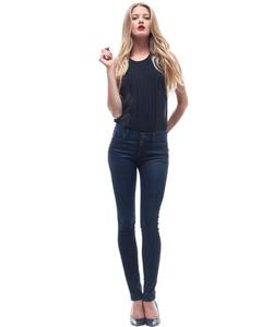 Goldsign | Motif Misfit Slim Leg Denim Pant