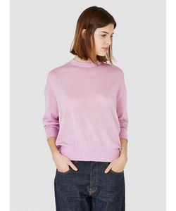 Demylee | Danna Merino Wool Pullover Mauve Pink Womenswear