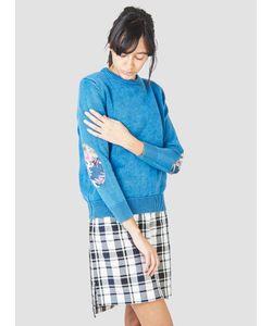 Demylee | Luella Jumper Cobalt Blue Womenswear