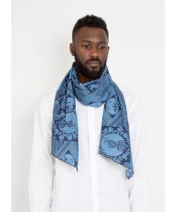 Engineered Garments | Long Scarf Ethnic Print