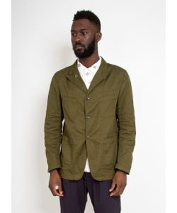 Engineered Garments | Bedford Jacket 7oz Cotton Twill