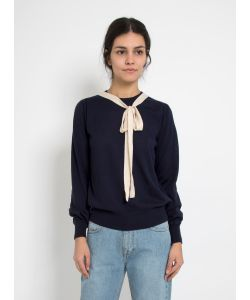 Demylee | Emilie Cashmere Fitted Sweater