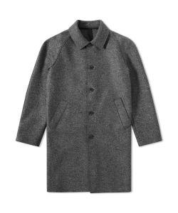 Harris Wharf | London Raglan Coat