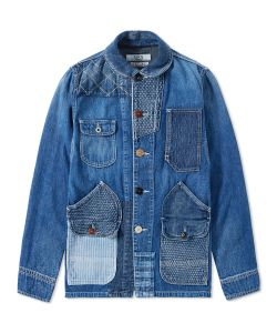 Fdmtl | Patchwork Coverall Jacket