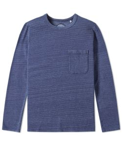 Blue Blue Japan | Long Sleeve Heavy Jersey Tee