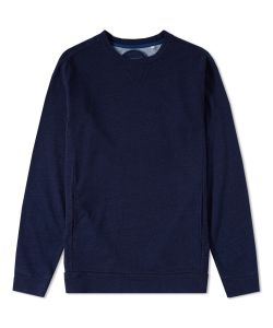 Blue Blue Japan | Indigo Dyed Crew Sweat