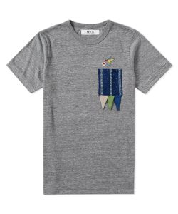Fdmtl | Flag Pocket Tee