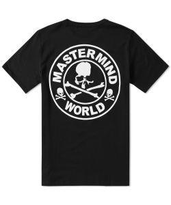 Mastermind Japan | Circle Logo Tee