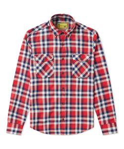 Barbour   Steve Mcqueen Rebel Shirt