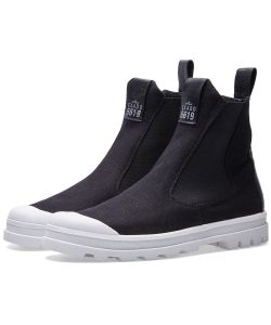 Stone Island Shadow Project | Canvas Combat Boot