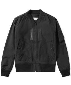 White Mountaineering | Cordura Ma-1 Jacket