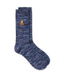 Folk   Melange Sock