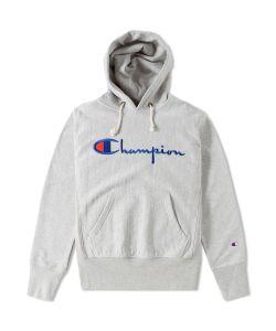 Champion | Reverse Weave Script Logo Hoody