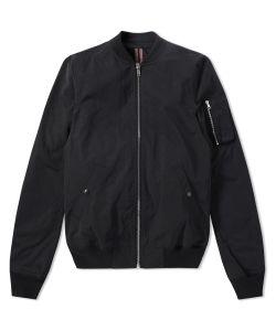 Rick Owens   Drkshdw Cotton Nylon Ma-1 Jacket