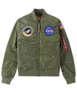 Alpha Industries | Ma-1 Vf Nasa Jacket