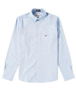 Barbour   Berkshire Plain Shirt