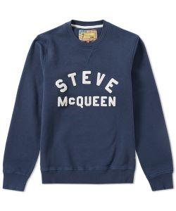 Barbour   Steve Mcqueen Fame Crew Sweat