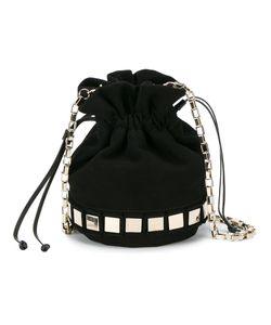 Tomasini | Lucile Bucket Bag Womens Suede/Metal
