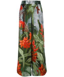 For Restless Sleepers | Urano Pyjama Trousers Womens Size Medium Silk