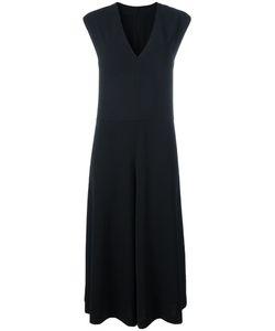 Demoo Parkchoonmoo | V-Neck Dress Womens Polyester