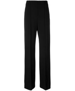 Sportmax | Wide Legged Trousers Womens Size Small Viscose/Spandex/Elastane