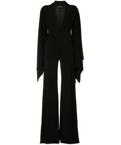 Plein Sud | Fla Sleeve Jumpsuit Womens Size 40 Viscose/Spandex/Elastane