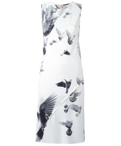 A.F.Vandevorst   Direct Dress Womens Size 36 Lyocell/Silk