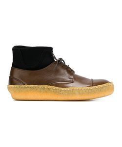 Zucca | Sock Insert Lace-Up Shoes