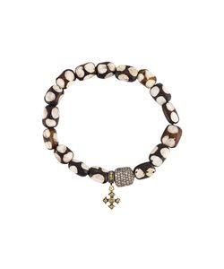 Loree Rodkin | Beaded Diamond Charm Bracelet