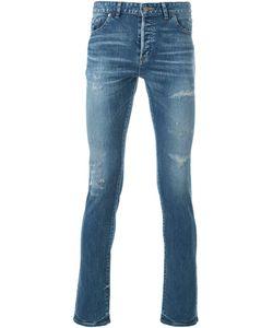 Hl Heddie Lovu | Distressed Slim Fit Jeans